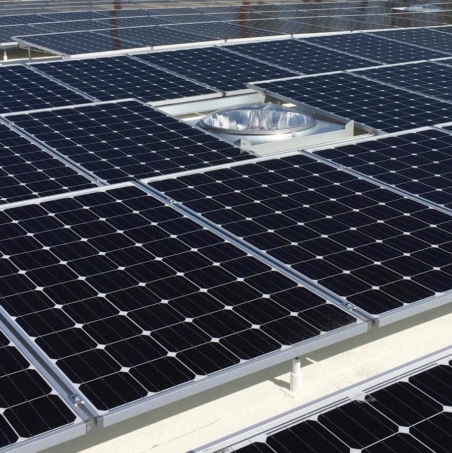 Commercial Solar Brea